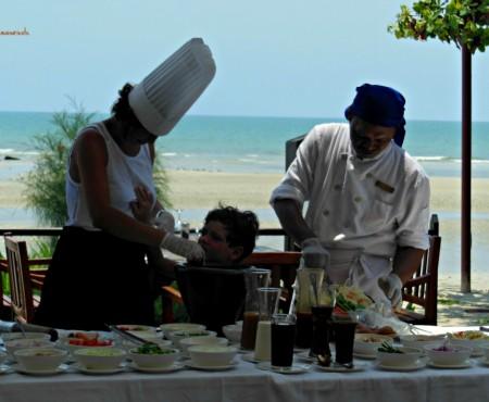 Piccolo corso di cucina Thai prima parte