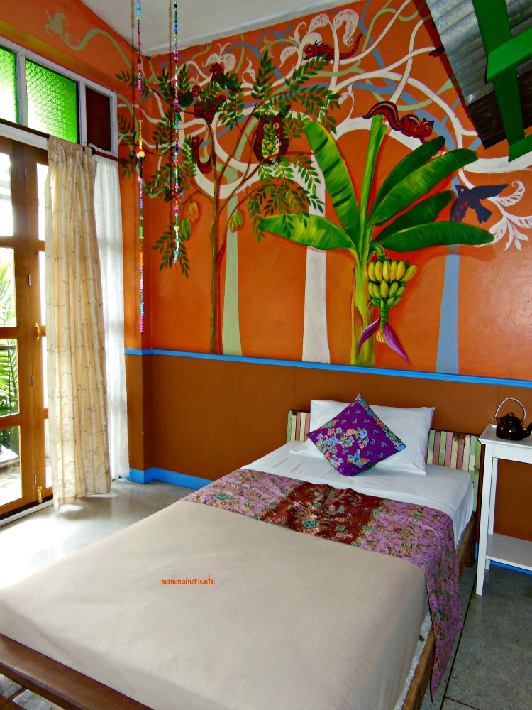 Bangkok per dormire: Phranakorn Nornlen Boutique Hotel