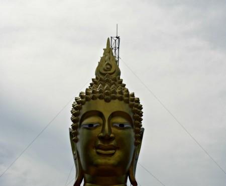Pattaya: Il grande Buddha della collina