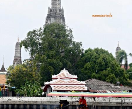 Bangkok culturale: il Wat Arun o Tempio dell'Alba