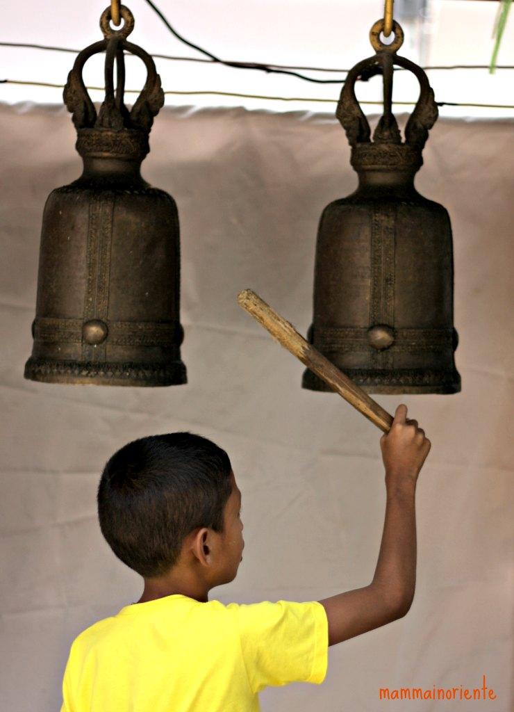 Sul riappropriarsi dei ritmi lenti dentro ad un tempio