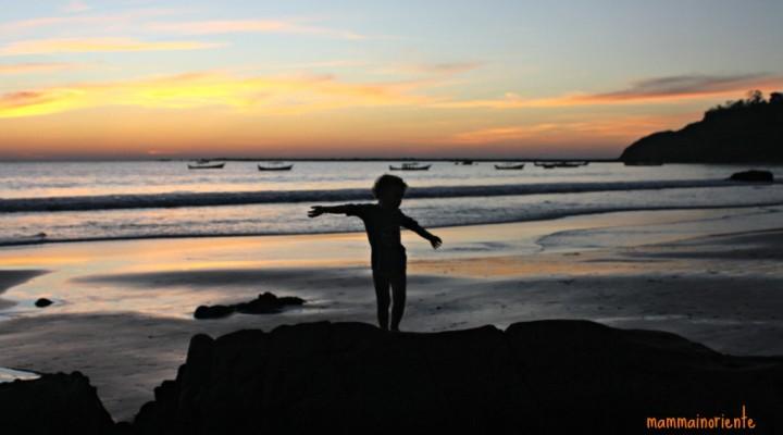 Viaggiare con i bambini in Oriente
