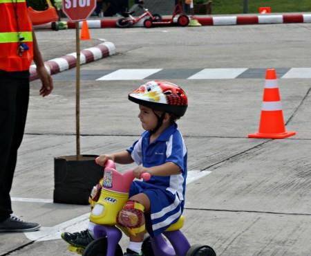Wheels day: educazione stradale a scuola per bimbi 2-5 anni