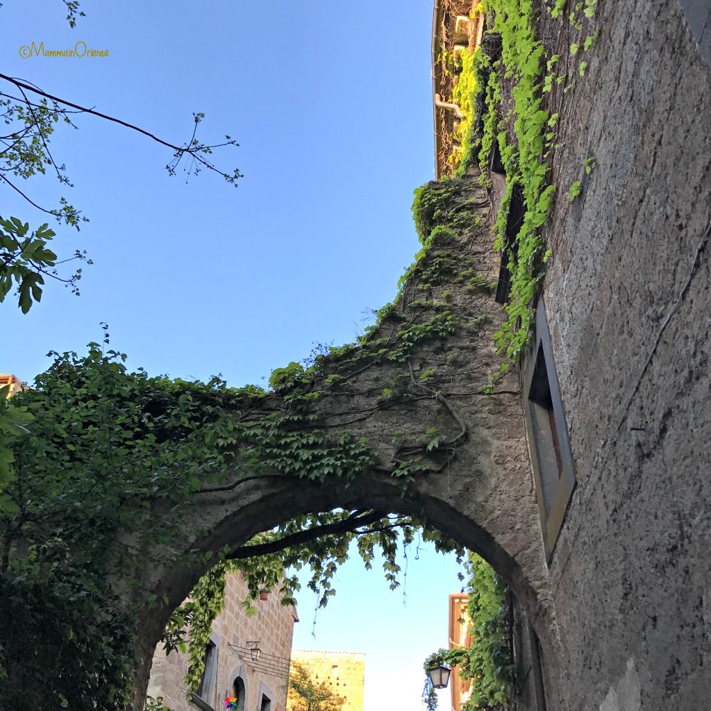 Arco a Civita di Bagnoregio