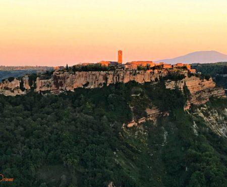 La bellezza di Civita di Bagnoregio e un posto speciale dove dormire