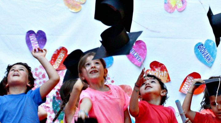 Di esami e della fine della scuola dell'infanzia