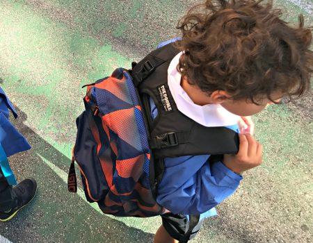 Primo giorno di scuola, l'inizio di un nuovo ciclo