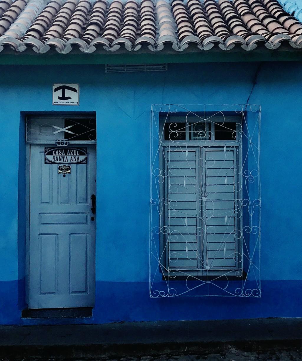 Casa particular a Cuba