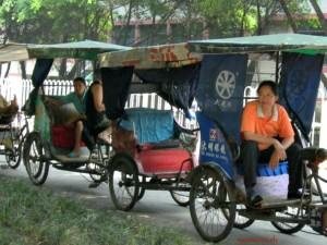 Cicloriscio in Sichuan