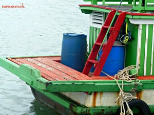Imbarcazione a Ban Bang Bao