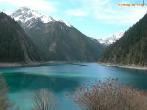 Lago a Jiuzhaigou