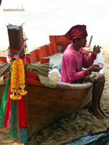 Pescatore con turbante