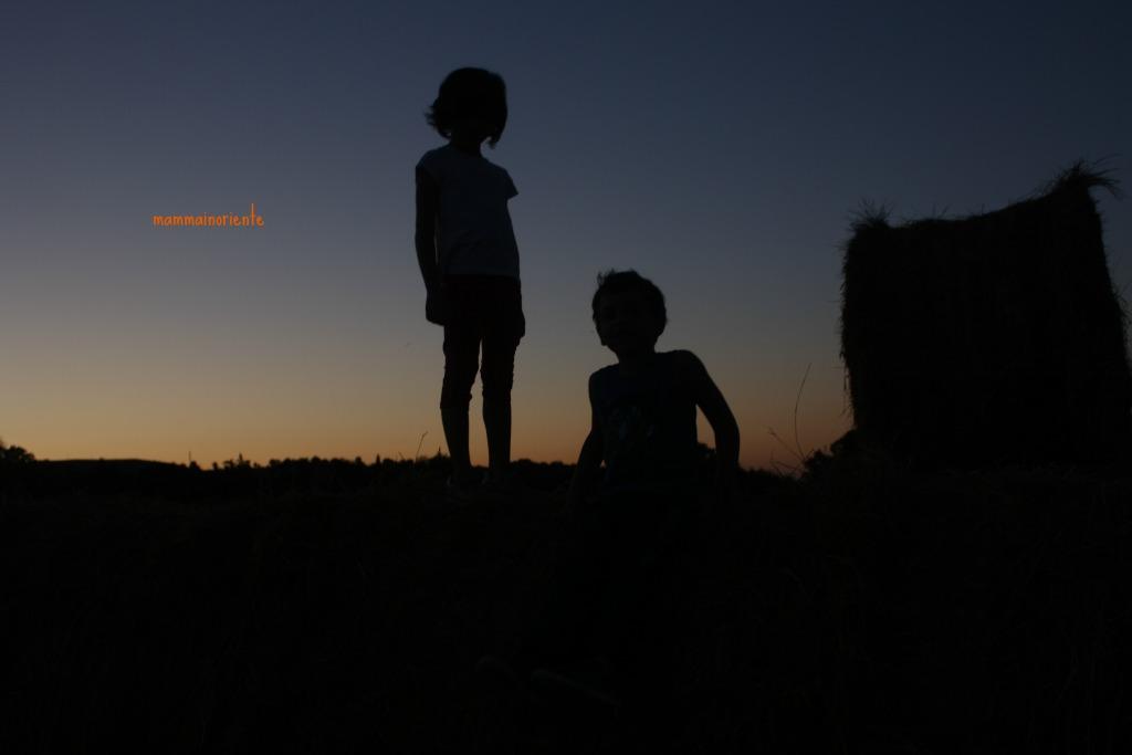 Una sera d'estate