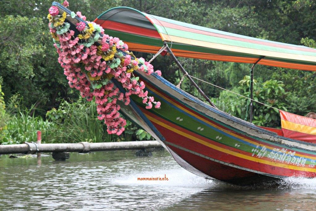 Bangkok da scoprire: In barca lungo i Khlongs di Thonburi, seconda parte