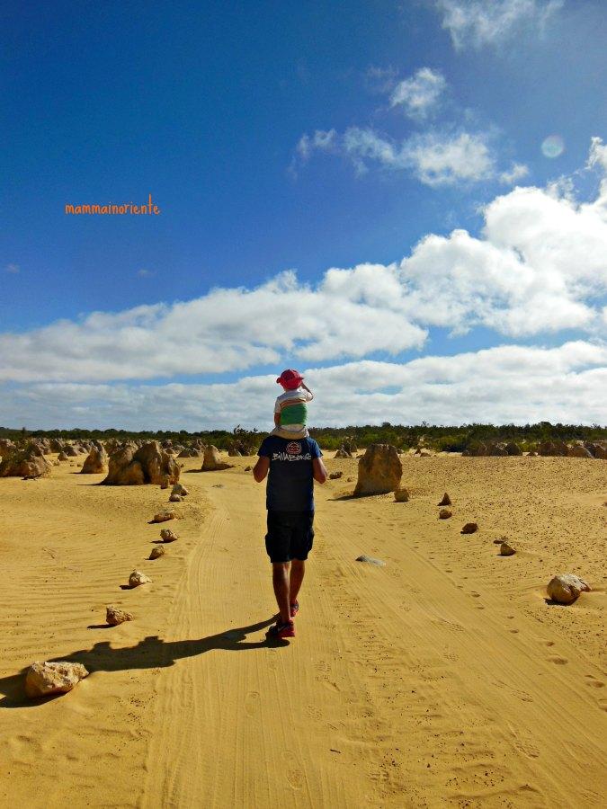 Western Australia: Nambung National Park e dintorni