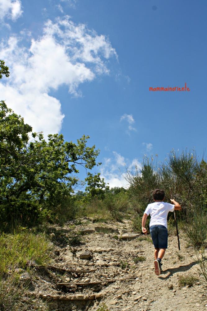 Sul recuperare il rapporto con mio figlio e l'amore per le colline