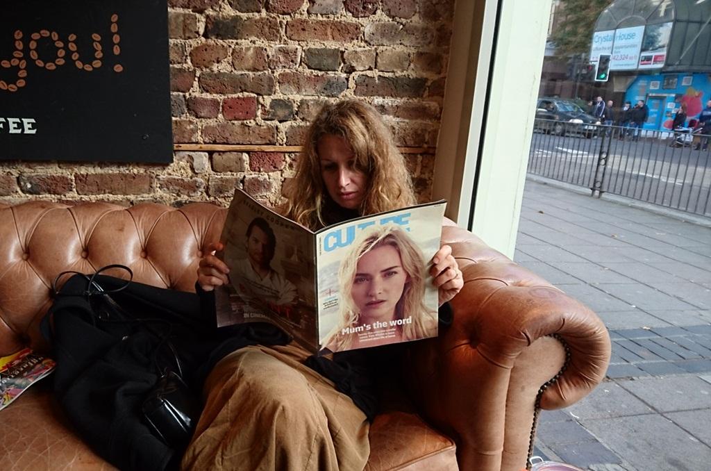 La micro intervista a: Alice Blossom