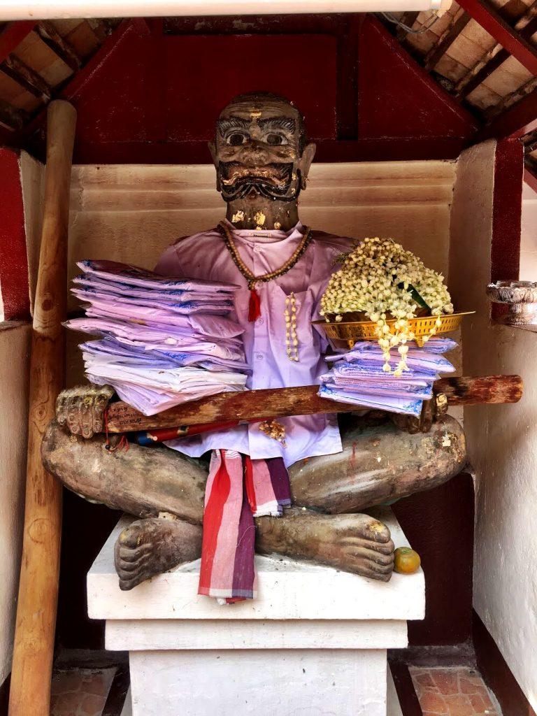 Lo spirito guardiano Pu Sae, Pu Sae Ya Sae Festival